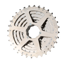MTB Mountain Bike Flywheel  rustproof Bicycle Flywheel 8 Speeds Cassette Flywheel 11-32T Teeth Crankset Cycling Part(China (Mainland))