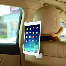 Fashion Car Back Seat Tablet Car Holder Stand Stents for ipad 2 3 4 5 6 mini 3 4 for Samsung tab 2 3 4 kindle Tablet Holder Car(China (Mainland))