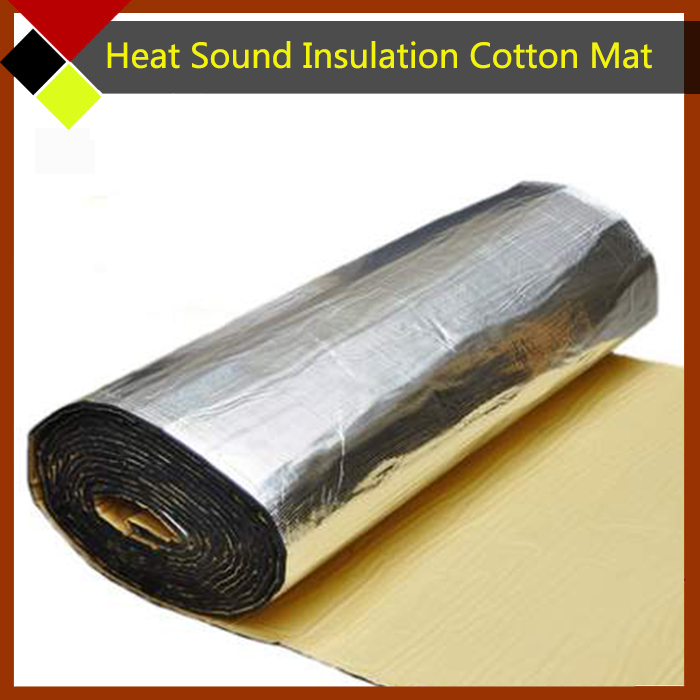 Sound Absorbing Insulation : Aliexpress buy quot car firewall engine ceiling