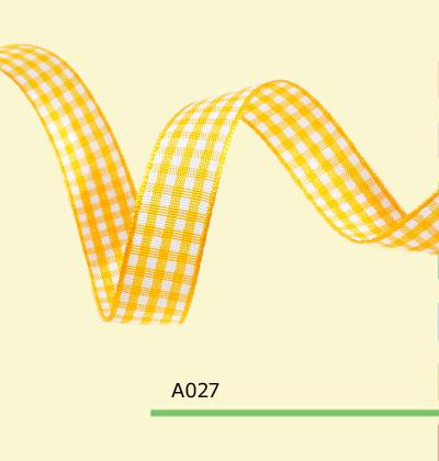 3 16 Inch 0 5cm font b tartan b font plaid ribbon