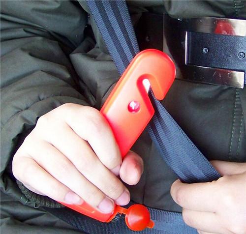 Новый авто автомобиль чрезвычайная инструменты безопасности спасательные вынужденным разрывом окна аварийного молот резак многофункциональный инструменты спасения