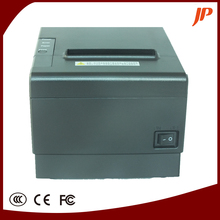 Free shipping High quality automatic trimming of paper 80 mm thermal receipt printer, USB + RS232 interface(China (Mainland))