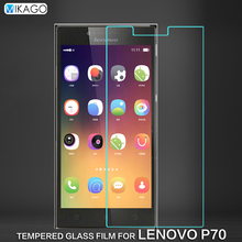 0.3mm 2.5D 9H Glass 5.0for lenovo p70 p 70 p70t 5.0 Case Tempered Glass Film Screen Protector For lenovo p70 p 70 p70t Phone