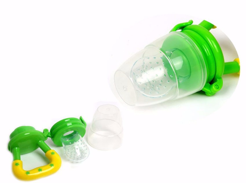 HOT SALE 4 Colors Avent Nipple Fresh Food Milk Nibbler Feeder Feeding Tool Bell Safe Baby Bottles mamadeira 3 Size FREE SHIPPING