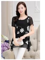 New casual plus size camisa feminina blusas tops M/L/XL/2XL/3XL