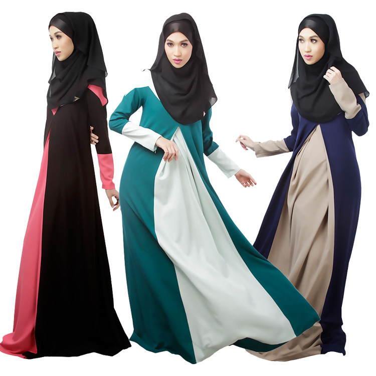 Мусульманская одежда 2015 kaftan