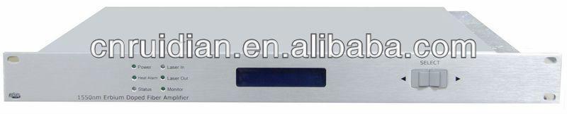 1550nm Fiber Optic CATV Amplifier/ EDFA(China (Mainland))