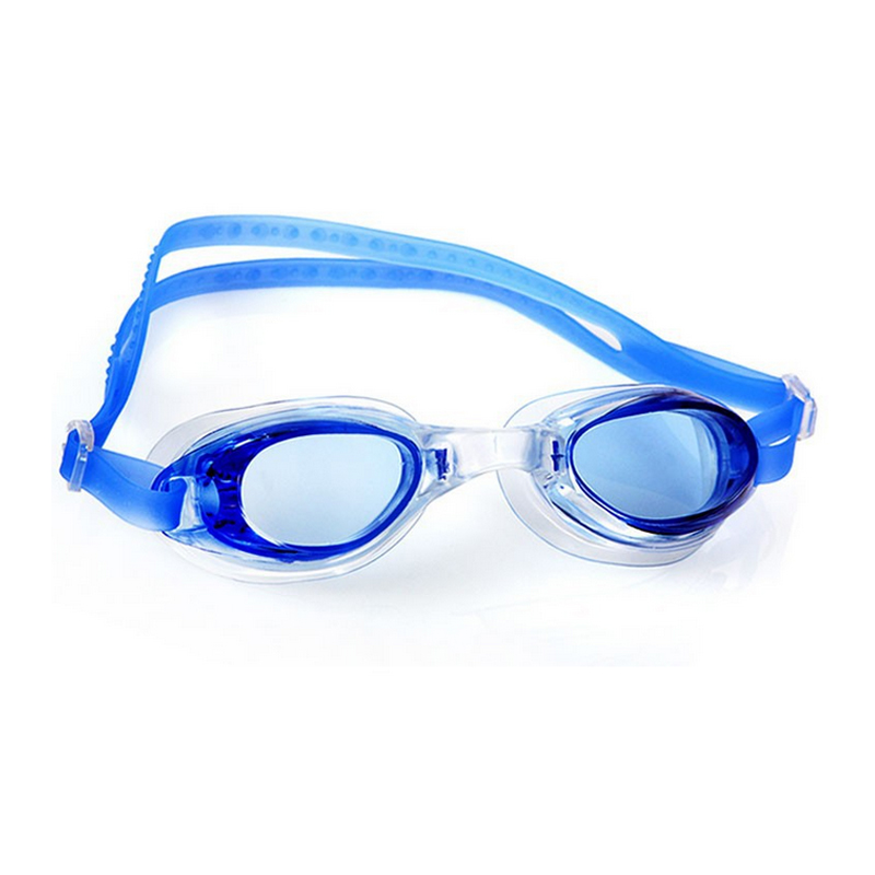 High quality Children swimming diving goggles swim eye wear glassess one-piece type with two ear plugs Brazil free shipping(China (Mainland))
