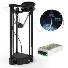 3D Printer DIY Kossel Mini Linear Delta 3D Printer Injection Auto level Rostock