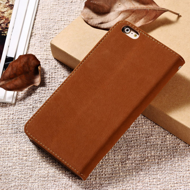 Etui iPhone 6/6S/6/6S Plus Leather Wallet różne kolory