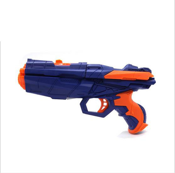 2015 new toy nerf airsoft gun arma nerf darts and paintball gun 2 in 1 arma de fogo pistola airsoft pistol toy nerf guns toys(China (Mainland))