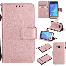 "Buy J1 2016 4.5"" Leather case Fashion flip case Samsung Galaxy J1 2016 J120 J120F J1 SM-J120F / DS Phone Bag j120f Cover j120 for $4.97 in AliExpress store"
