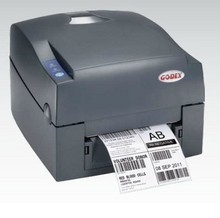 Free shipping Godex G500u(203DPI) barcode label printer using for jewelry label,clothing tag