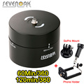 Sevenoak SK EBH120 SK EBH60 Mechanical Panoramic 360 degree Portable tilt head for GoPro Action Cameras