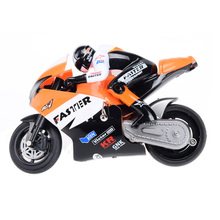 JXD 806 Rc motorcycle Radio Control  1 / 10 Scale with LED Light Stunt Drift Motorcycles Boys Electric Fun Toy As Gift One Piece(China (Mainland))