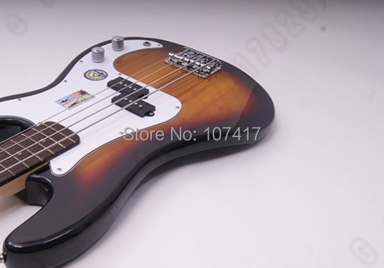 2016 Rushed Limited Initiative Adapterization Maple Prs Guitar Musical Instruments He8673a Electric Bass, Bassthe Sunset Colors(China (Mainland))