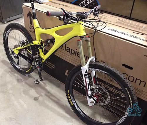 BOS IDYLLE SC 180 suspension mountain forks mtb bicycle bike fork carbon mountain bike road bikes(China (Mainland))