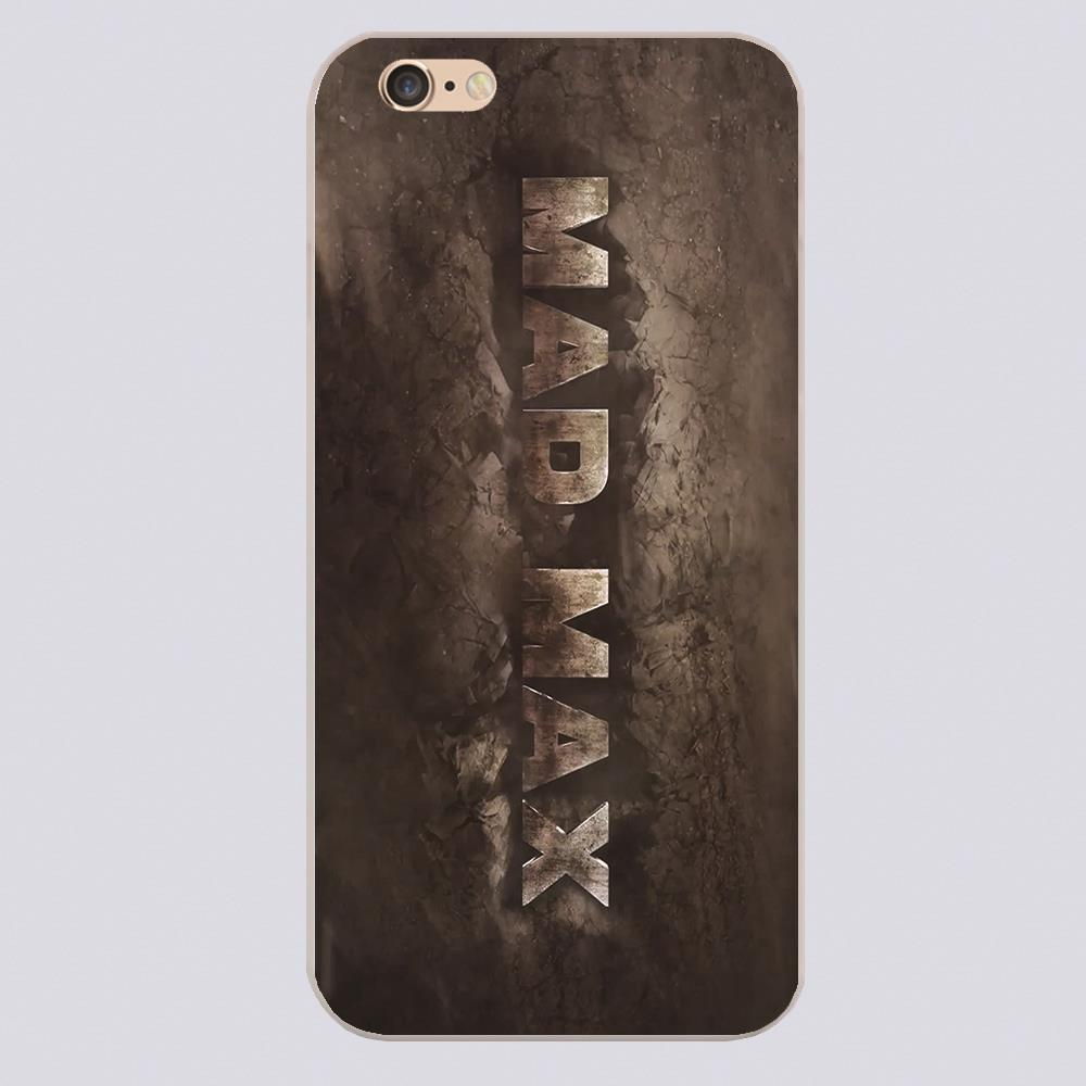 Mad max logo Design Cover case for iphone 4 4s 5 5s 5c 6 6s plus samsung galaxy S3 S4 mini S5 S6 Note 2 3 4 z2303(China (Mainland))