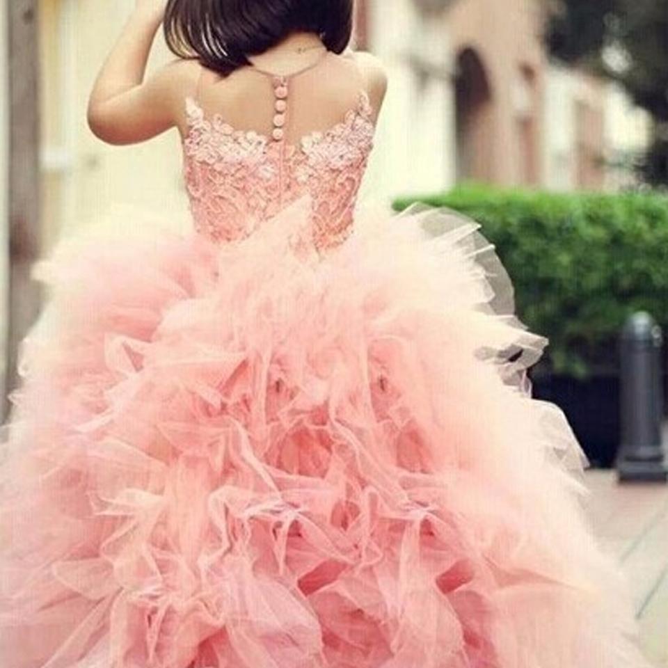 Peach wedding gown reviews online shopping peach wedding for Aliexpress wedding dress reviews