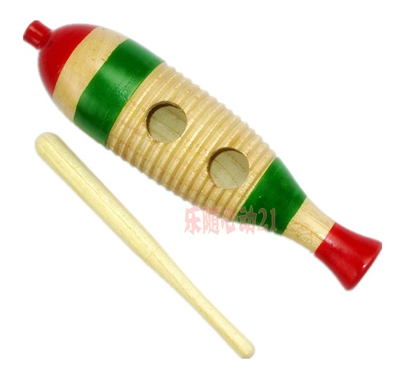 Fish frogs wooden fish croaks tube temple block intoy for Wooden fish instrument