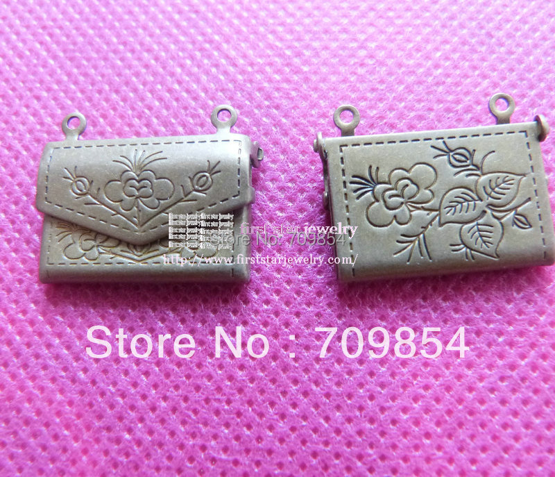 200pcs/lot 15*20mm Antique Bronze Cameo frame pendant you can put the photo on it./#DT<br><br>Aliexpress