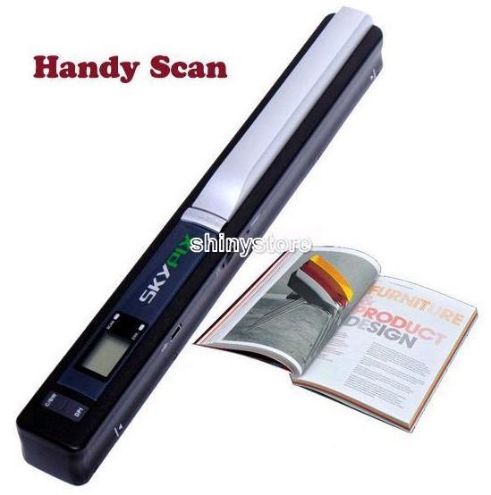 Wireless Portable Scanner SKYPIX TSN410 Handheld Scanners ...