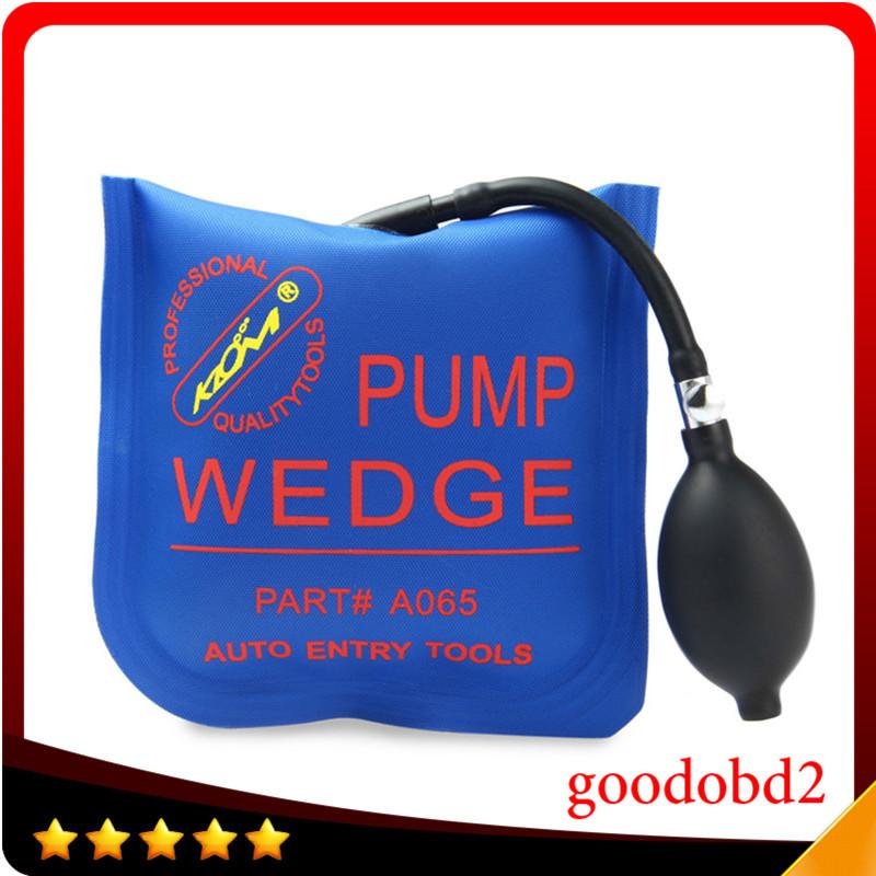 Air Wedge,KLOM PUMP WEDGE LOCKSMITH TOOLS Auto Air Wedge Airbag Lock Pick Set Open Car Door Lock Medium Size 15pcs/Bags(China (Mainland))