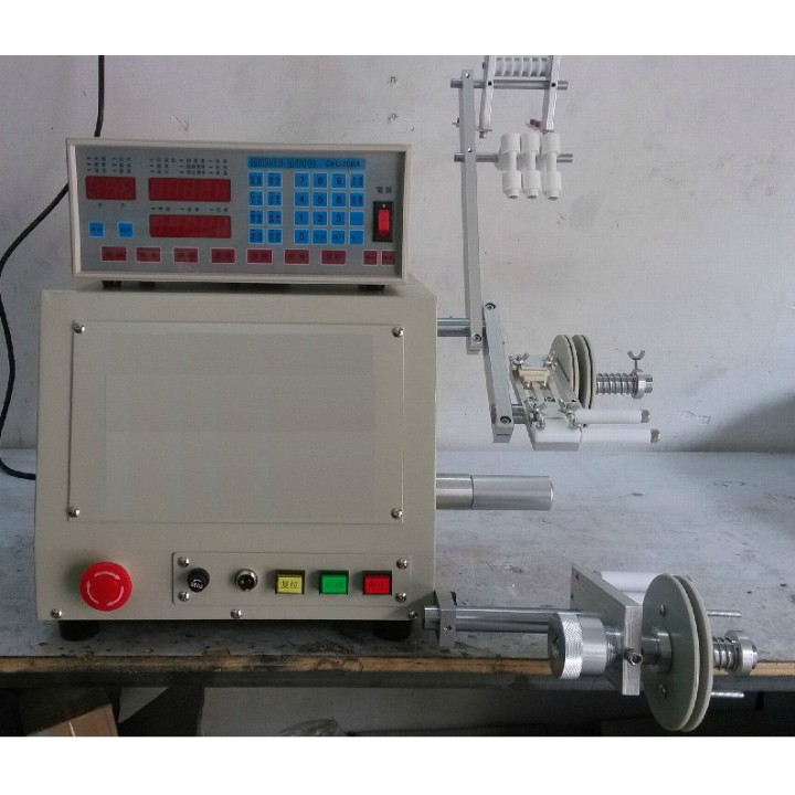 Micro Computer CNC Automatic Coil Wire Winder Winding Machine DS-200A(China (Mainland))