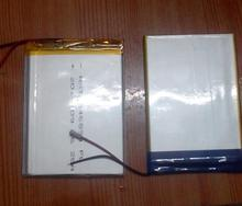 General 3500mah Polymer battery for 7 inch tablet pc A23/A33/MTK6577/MTK6572 3500mah battery working hours 2-4 hours