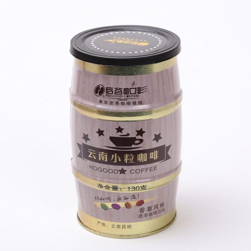 good coffea arabica three in instant vanilla flavor coffea arabica beans refined canned coffee