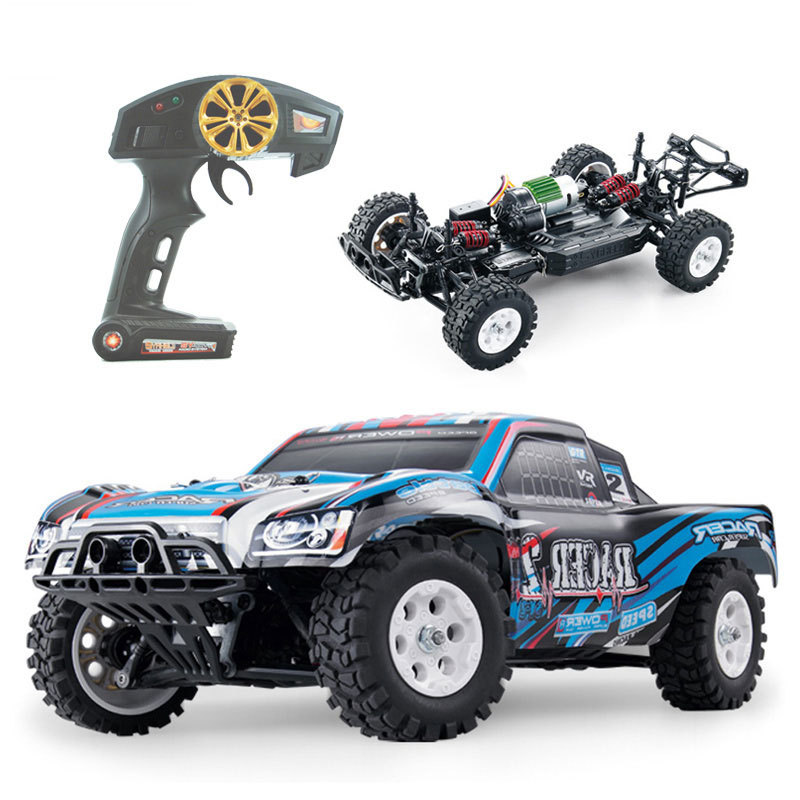 1 16 4wd fast short course truck rtr electric rc car off road 2 4g. Black Bedroom Furniture Sets. Home Design Ideas