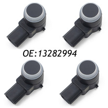 Buy 4PCS PDC Parking Sensor Bumper Backup Assist Radar GM 13282994,0263013023 for $38.41 in AliExpress store
