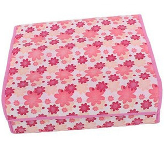 2059-2060 covered 16 grid printing / finishing underwear storage box large flip debris storage box 164g(China (Mainland))