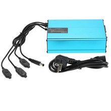 4 in 1 4-Channel Rapid Battery Charger for DJI Phantom 3 Pofessional/Advanced Drone Battery