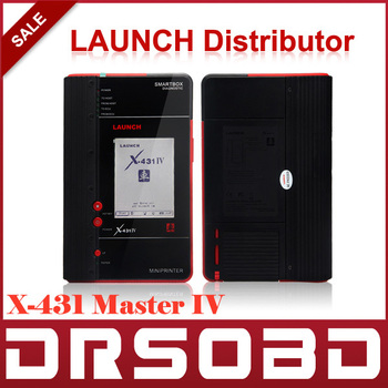 2015 top selling 100% Original LAUNCH X431 IV Professional Car diagnostic tool Free Update Online X-431 Master X431 iv