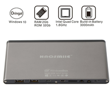 New Arrival Hncsmile C80 Mini PC Windows 10 Quad-Core 2GB/32GB 1.8GHz Intel Z3735F with Bluetooth4.0 HDMI port Mini Computer PC(China (Mainland))