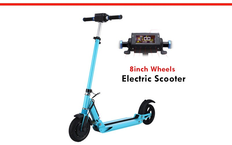 007-8inch scooter-1