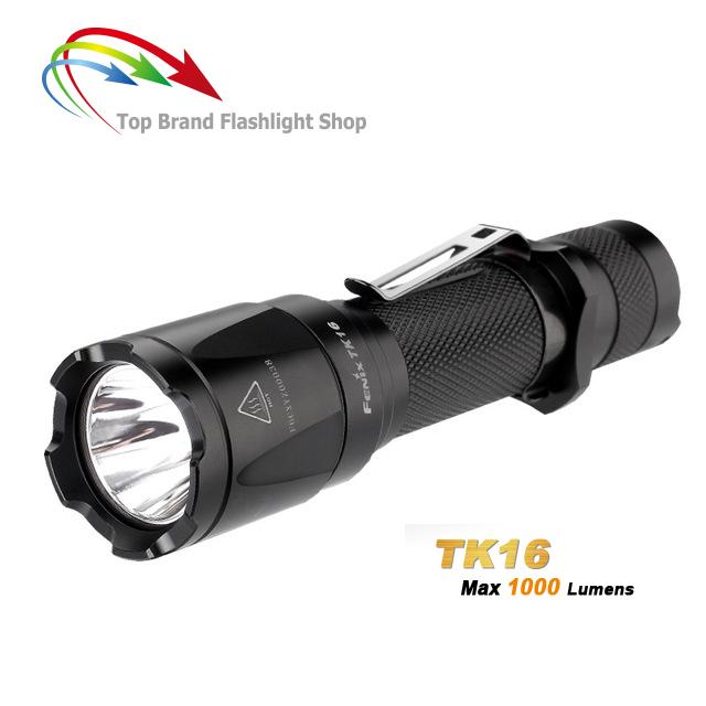 2015 New Fenix TK16 Cree XM-L 2 (U2) LED Flashlight 5 Mode Max 1000 Lumens Waterproof Rescue Search Tactical Torch Flashlight<br><br>Aliexpress