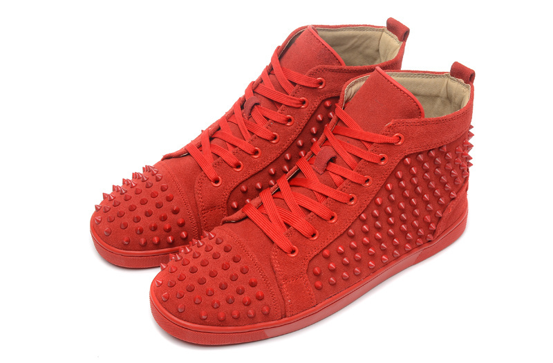 Louis Vuitton Red Bottom Shoes For Women