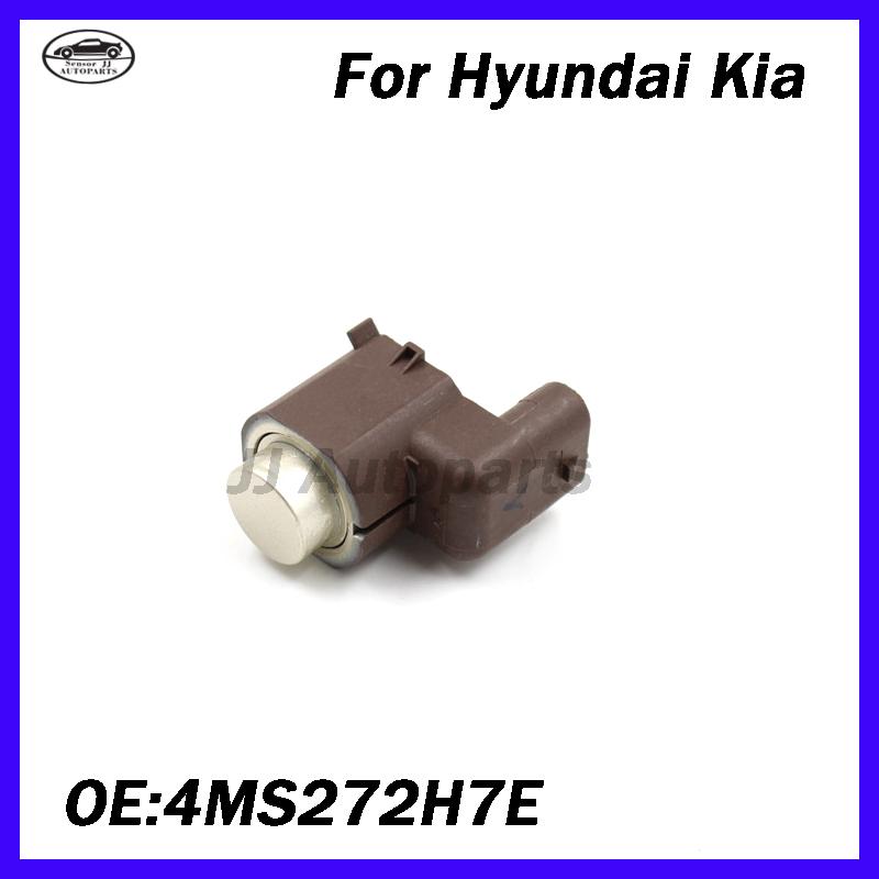NEW PDC Parking Sensor Parktronic For Kia Hyundai 4MS272H7E 95720-3U000<br><br>Aliexpress