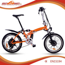 Powerful 36V Lithium Electric bicycle Al alloy Mini bicicleta electrica 250W Bicycle(China (Mainland))