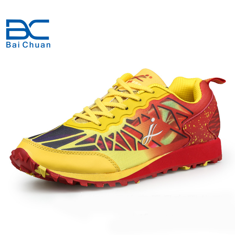 2015 comfortable breathable running shoes light