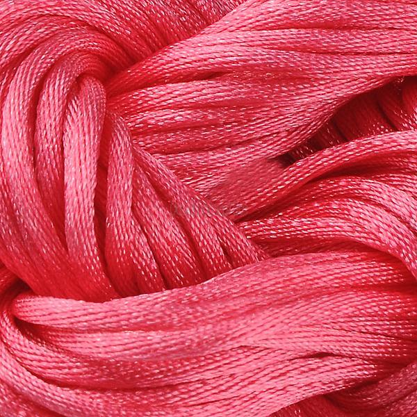 chinese knot nylon beading thread string jewelry making cords red craft 2mm EQB133(China (Mainland))