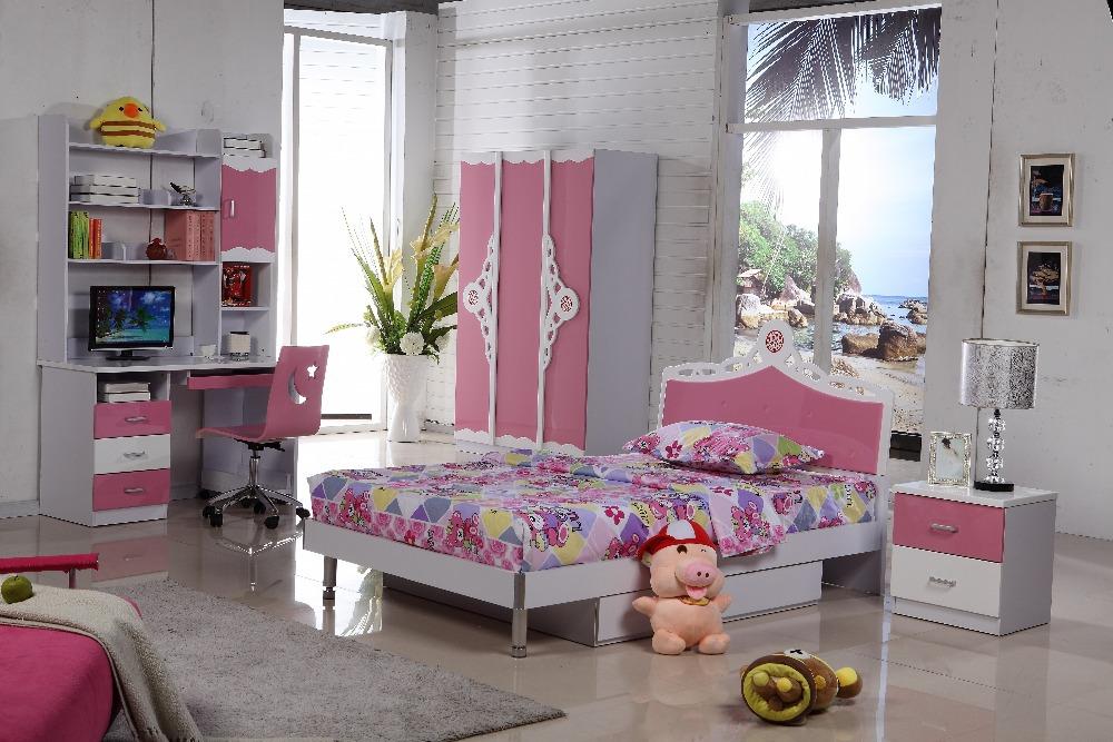 Children Dream House Furniture Bedroom Furniture Wood Furniture