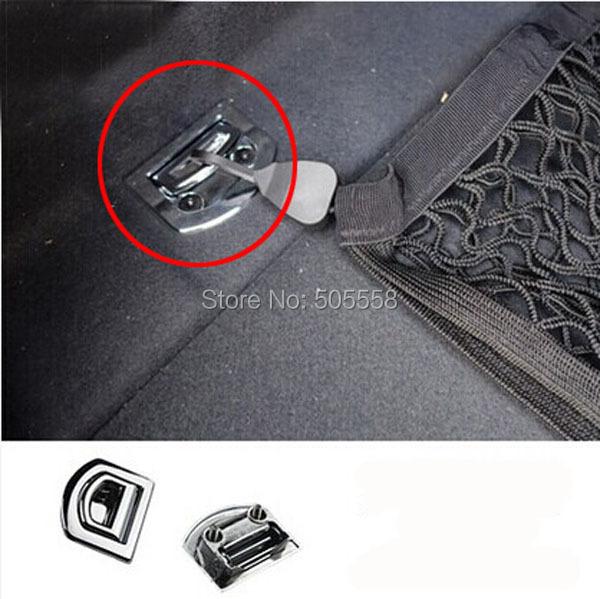 Trunk Luggage Lashing Eye Tie Down Ring For VW Golf MK6 7 VII Jetta MK5 Passat B6 1K0 864 203(China (Mainland))