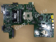 Free shipping for dell Laptop Motherboard dav03amb8e1 REV  E  Inspiron 17R N7110 Notebook PC 037F3F mainboard(China (Mainland))