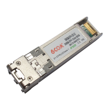 Compatible Arista SFP-10G-DZ-58.17 DWDM Optical SFP+ Transceiver 10G 1558.17nm LC Connector DDM ZR 80km Reach Module - Shenzhen 6COM Technology Co.,Ltd store