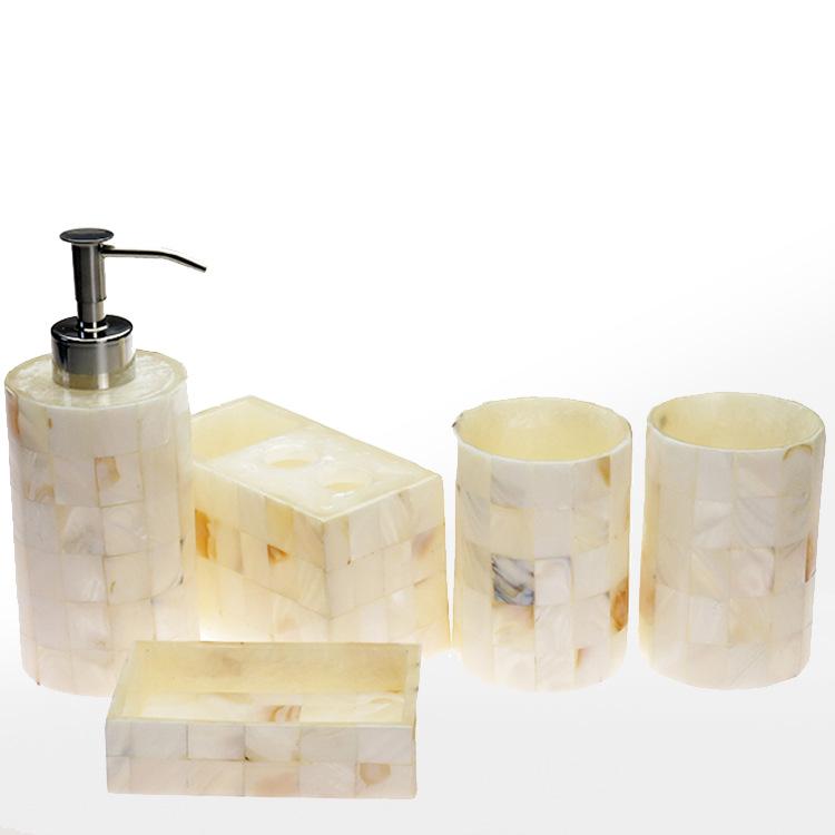 Resin bathroom five sets of household bathroom suite of home bathroom suite gift wholesale<br><br>Aliexpress