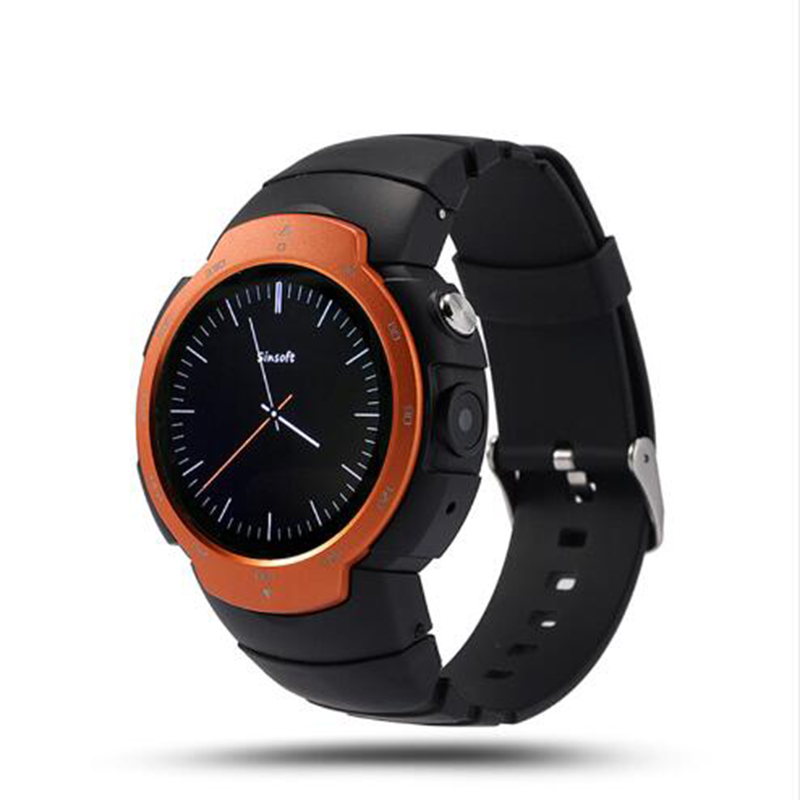 Smart Watch Phone Support 3G Wifi BluetoothROM 4GB SIM Card relogio Browser Twitter Skype etc For IOS Android PK S99 KW18(China (Mainland))