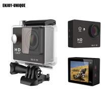 Buy Action Camera Mini Wifi 170D 1080P Full HD 30M Waterproof HDMI Go Helmet yi 4K dash pro Camcorder mini sport camera for $45.90 in AliExpress store